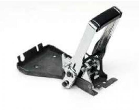 Camaro Shifter Assembly, For Floor Shift Automatics With Center Console, 1968-1969
