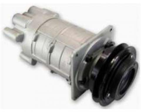 Camaro Air Conditioning Compressor, Aluminum A6, Old Air Products, 1967-1976