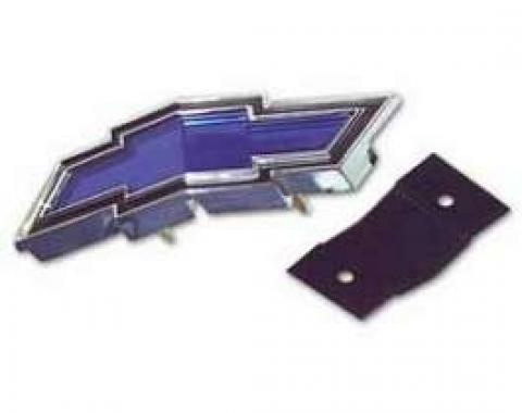 Camaro Grille Emblem, Bowtie, For Cars With Standard (Non-Rally Sport) Grille, 1969