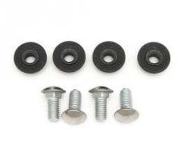 Camaro Bumper Bolt Kit, Front, Rally Sport (RS), 1970-1972