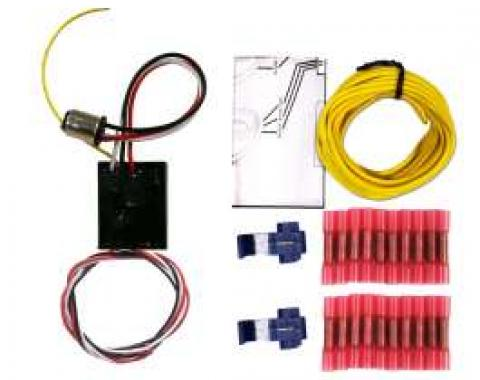 Camaro Sequential Tail Light Kit, 1969
