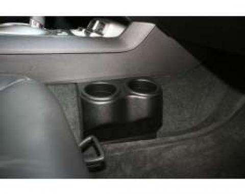 Camaro Drink Holder, Travel Buddy, Double, Passenger Side,2010-2013