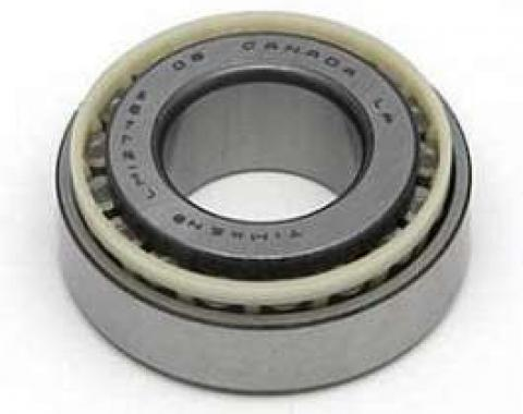 Camaro Front Outer Wheel Bearing, All, 1982-1987 & 1988-1992 Without 1LE Option
