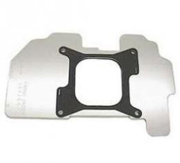 Camaro Carburetor Heat Shield, For Cars With Holley 4-Barrel Carburetor, 1967-1969