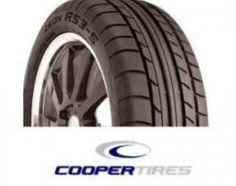 Camaro Tire, Cooper Zeon, RS3-S, P275/40ZR20, 2010-2013