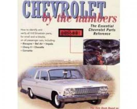 Camaro Book, Chevrolet By The Numbers 1960-1964