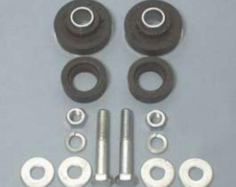 Camaro Radiator Support Mounting Bushing Kit, 1967-1981