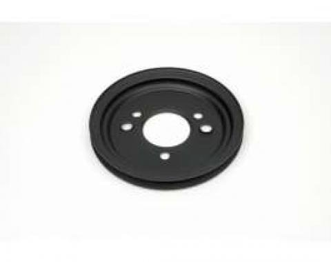 Camaro Crankshaft Pulley, 396/325-350hp, Single Groove, For Cars Without Air Conditioning & A.I.R. Pump, 1967-1968