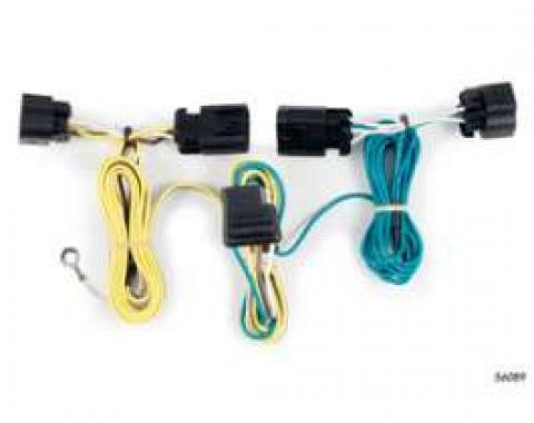 Camaro Wiring, Trailer Light,2010-2011
