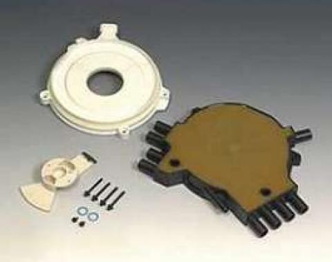 Camaro Ignition Distributor Cap Kit, OptiSpark, 1995-1997