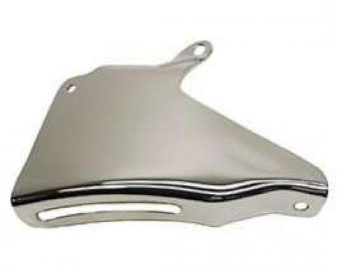 Camaro Alternator Bracket, Big Block, Upper, Chrome, 1969-1972