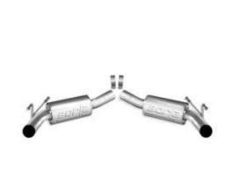 Camaro Exhaust System, Borla, Rear Section,2010-2013