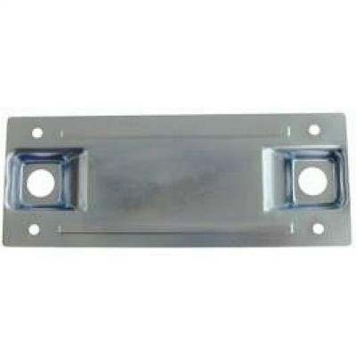 Camaro Console Shifter Light Bulb Mounting Plate, Automatic Transmission, 1968-1969