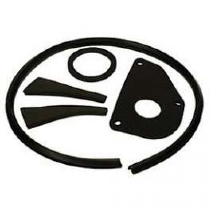 Camaro Cowl & Firewall Seal Set, 1967-1968