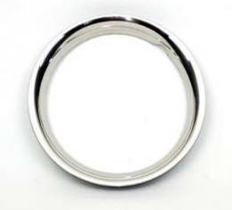 Camaro Rally Wheel Trim Ring, 14 x 6, With Ring Style Clips, 1967-1969