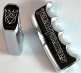Camaro Transformers Decepticon Manual Shifter Handle, Chrome, 2010-2013