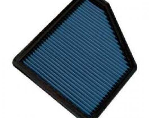 Camaro Air Filter, High Flow, Blackwing, 2010-2013