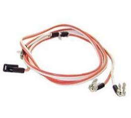 Camaro Dome Light Wiring Harness, 1967-1969