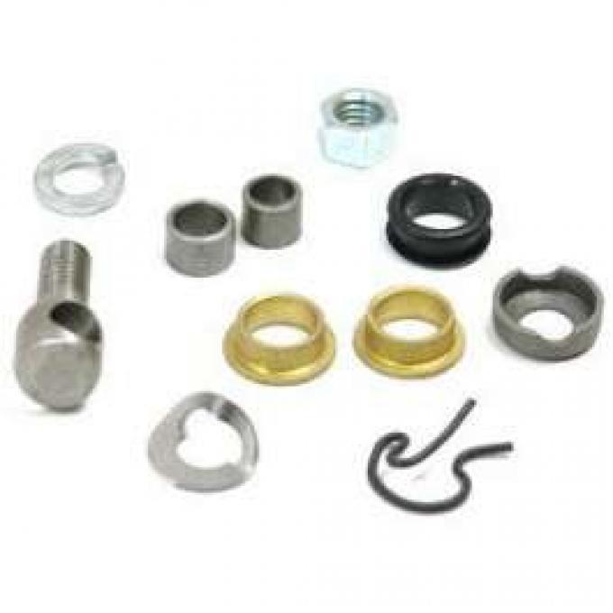 Camaro Reverse Lock-Out & Steering Column Interlock Hardware Kit, 1969