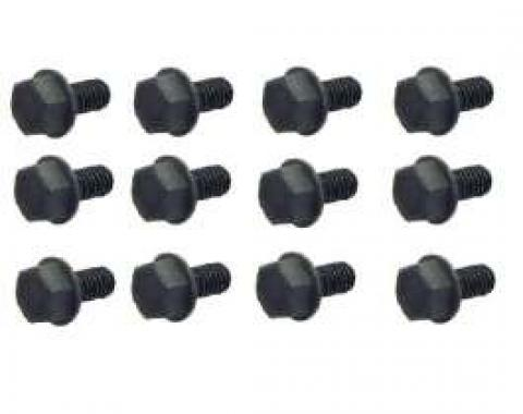 Camaro Differential Cover Mounting Bolt Set, 12-Bolt, 1967-1969