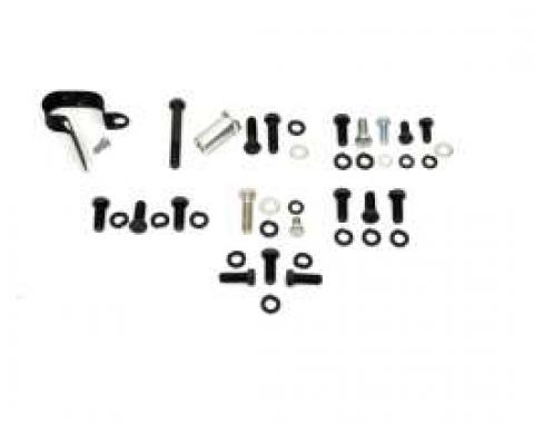 Camaro Air Conditioning Compressor Mounting Hardware Set, Big Block, 1969