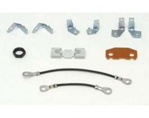 Camaro Console Gauge Electrical Connector Kit, 1967-1969