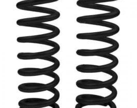 Camaro Coil Over Springs, Front, SBC, 1967-1969