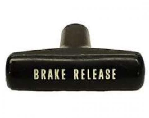 Camaro Parking Brake Release Handle, Replacement, 1967-1974