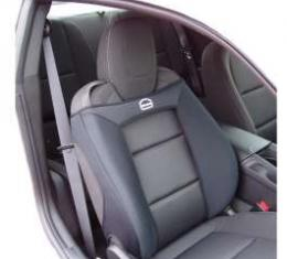Camaro Auto Chaps, Seat Bolster Protection,Black,1993-2002