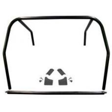 F-Body Competition Roll Cage, 4-Point, Natural Finish, 1993-2002