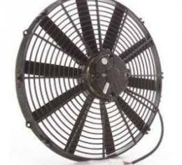 "Camaro Electric Puller Fan, Universal, 16"", Be Cool, 1970-1992"