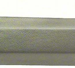 F-Body Pillar Post Moldings, Inner, Convertible, Ivy Gold, 1968