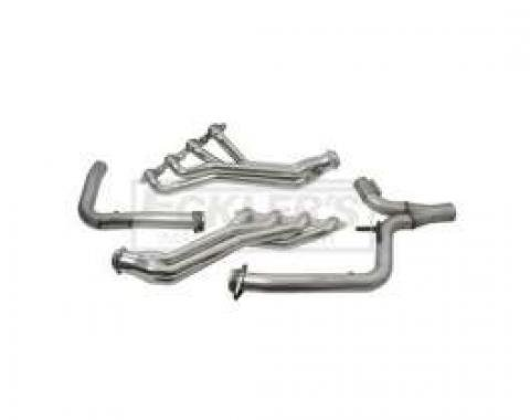 Camaro LS1 F-Body BBK 1-3/4 Full-Length Ceramic Exhaust Headers And 2.5 Y-Pipes, 1998-2002