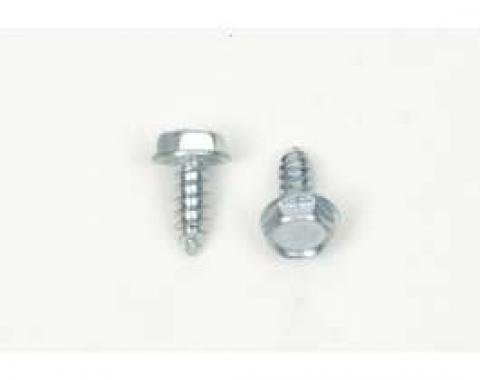 Camaro Heater Blower Motor Resistor Mounting Screws, 1967-1969