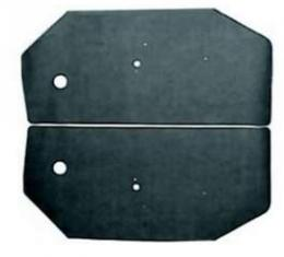 Camaro Door Panel Watershield Set, Convertible, 1967