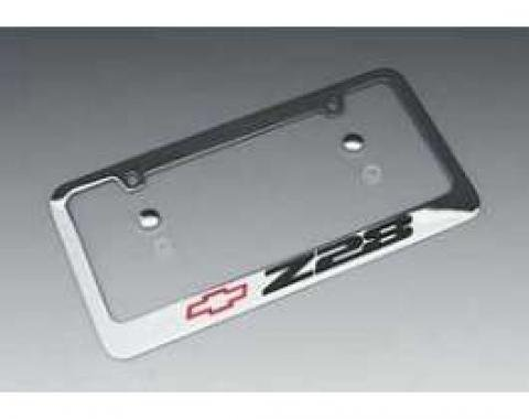 Camaro License Plate Frame, Z28, 1993-2002