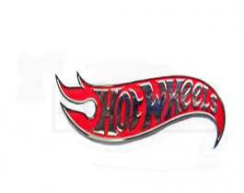Camaro Hot Wheels Edition Emblem, Fender, Right, 1967-2014