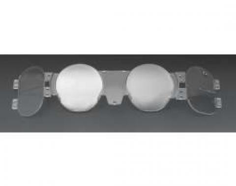 Camaro Dash Gauge Lens, 1970-1978