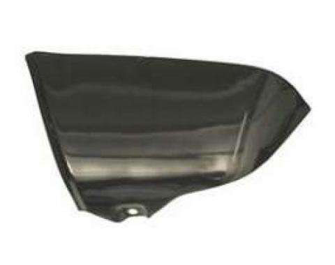 Camaro Fender Extension, For Cars With Standard Trim (Non-Rally Sport) Or Rally Sport (RS), Right, 1967-1968