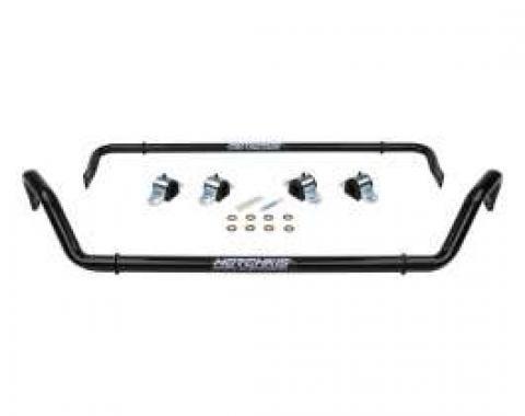 Camaro Adjustable Sway Bars, Front & Rear, Hotchkis, 2010-2013