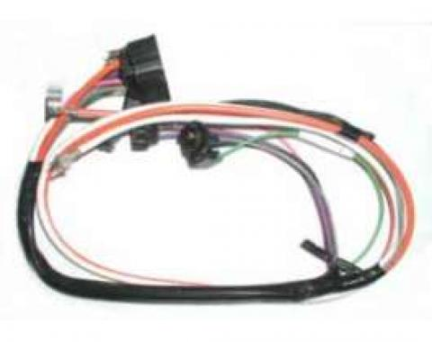 Camaro Console Shift Indicator Light Wiring Harness, 1979-1981
