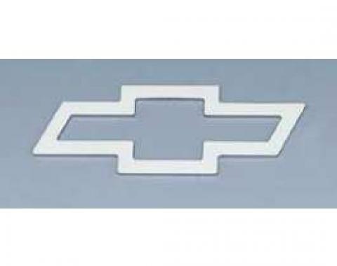 Camaro Fender Emblem, Bowtie, Stainless Steel