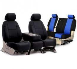 Camaro Neosupreme Seat Cover, Rear, 2010-2014
