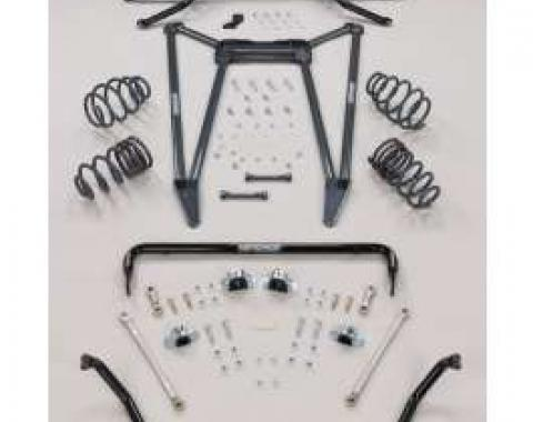 Camaro Suspension System, Hotchkis, Race Pack Stage 3, Coupe, 2010-2013
