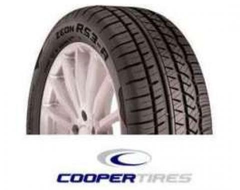 Camaro Tire, Cooper Zeon, RS3-A, P245/55ZR18, 2010-2013