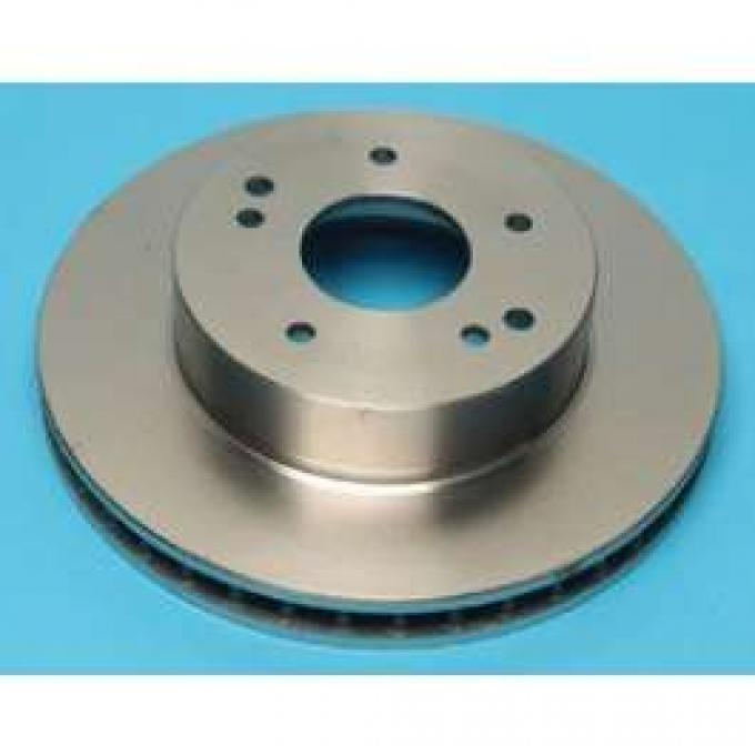 Camaro Disc Brake Rotor, For Cars With JL8 Or Heavy-Duty Service Package, Rear, 1969