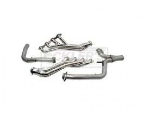 Camaro LS-1 F-Body BBK 1-3/4 Full-Length Exhaust Headers W/2.5 Y-Pipes, 1998-2002