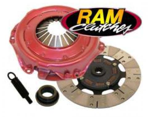 Camaro Clutch Kit, Ram Power Grip, 10.5, 1967-1981