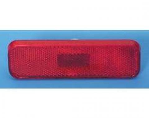 Camaro Side Marker Light Lens, Left or Right, 1970-1973