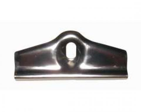 Camaro Battery Tray Hold-Down Clamp, Stainless, 1967-1981
